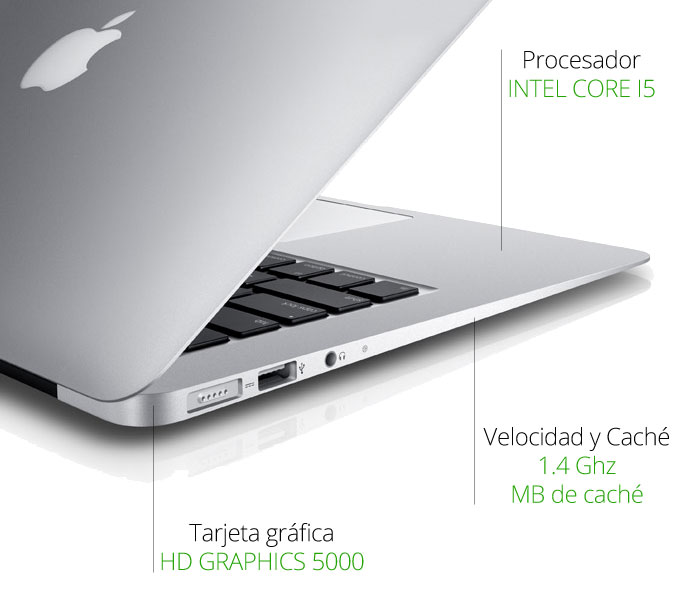 microprocesador APPLE MACBOOK AIR